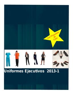 Uniformes Ejecutivos 2013-1