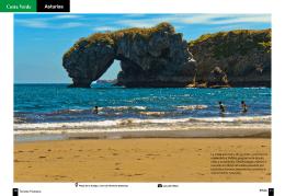 Playas de Asturias en Turismo Humano 28