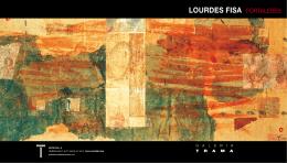 LOURDES FISA FORTALESES - Lourdes Fisa. Artista visual