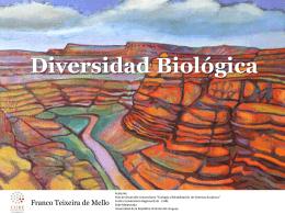 Sistemas acuáticos diversidad Uruguay