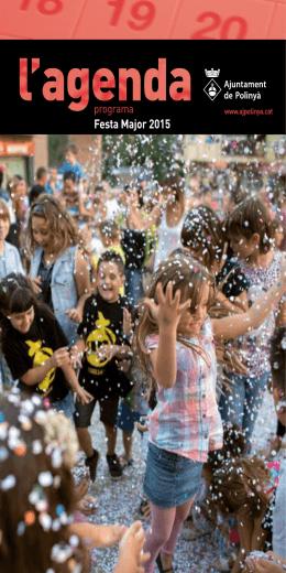 Festa Major 2015 - Festa Major Polinyà