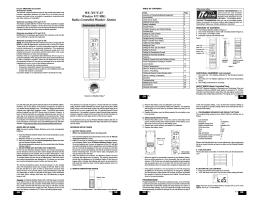 WS-7017U-IT Wireless 915 MHz Radio