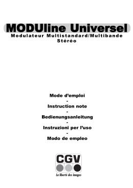 MODUline Universel