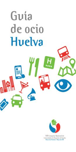 Guía de ocio Huelva - XIII Congreso Nacional de Regantes