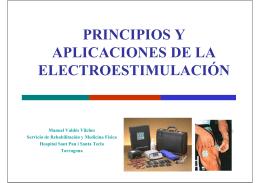 pdf principios y aplicaciones de la electroestimulación