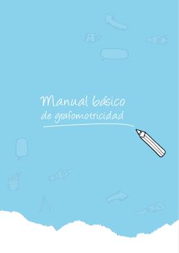 Manual Básico de Ejercicios de Grafomotricidad