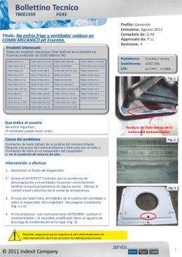 Diapositiva 1 - Indesit Company