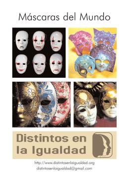 Máscaras del Mundo - Distintos en la igualdad
