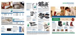 Catálogo de compras