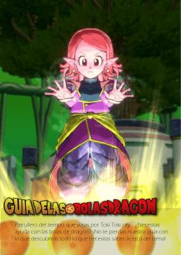 Necesitas ayuda con las bolas de dragón? ¡No te