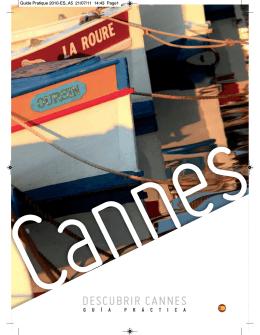 DESCUBRIR CANNES