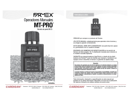 MT-PRO™ - Cardigan