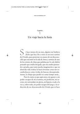 Primeras páginas de La sumisa insumisa