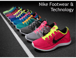 Nike Footwear & Technology