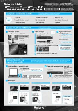 Guía de Inicio - Casa Veerkamp