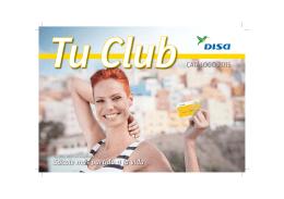 Catálogo Tu Club DISA 2015.indd