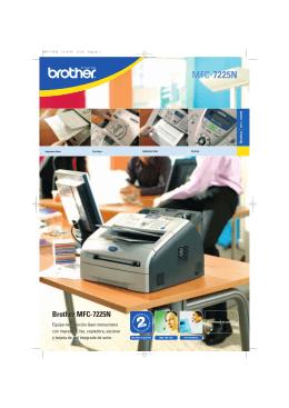 Catálogo BROTHER MFC-7225N - Grupo
