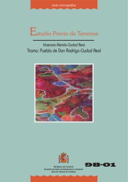 98-01 Puebla de D. Rodrigo-Ciudad Real
