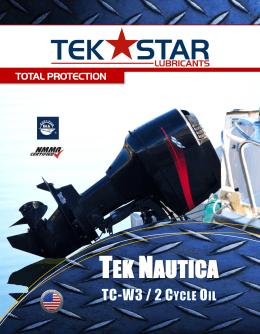 TEK NAUTICA - TekStar Lubricants