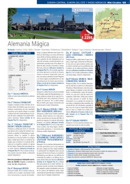 Alemania - Mapaplus - Petrabax Argentina