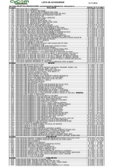 LISTA DE ACCESORIOS POR MAYOR GRANDE 31-10-15
