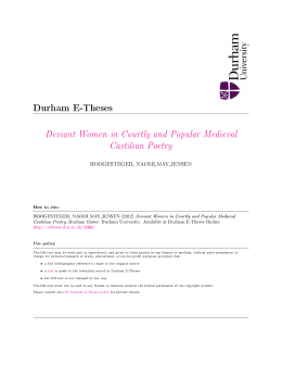 PDF (Deviant Women in Courtly and Popular - Durham e