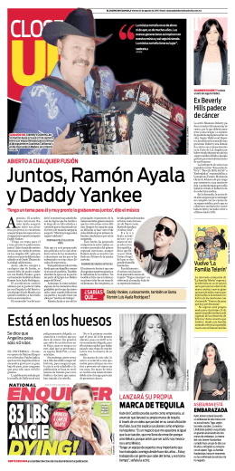 Juntos, Ramón Ayala y