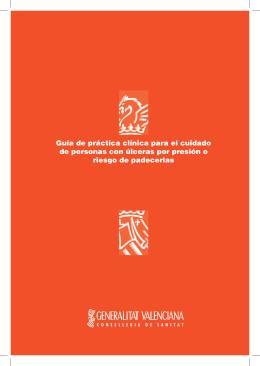 Guía de práctica clínica para el cuidado de personas con úlceras