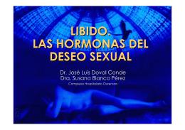 LIBIDO. LAS HORMONAS DEL DESEO SEXUAL