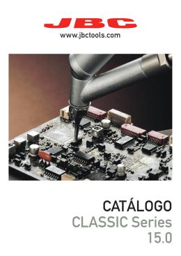 CATÁLOGO CLASSIC Series 15.0