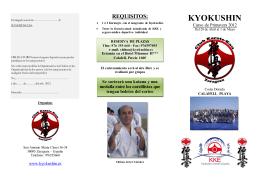 Inscripciones e información PDF ESP
