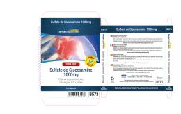 Sulfate de Glucosamine 1000mg