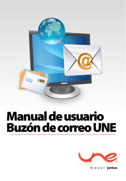 Manual Buzón de correo une.net.co
