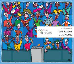 los juegos olímpicos? - Museu Olímpic i de l`Esport Joan Antoni