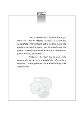 DESCARGUE NUESTRO CATALOGO PDF