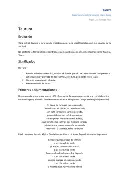 Taurum