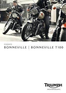 BonnevILLe | BonnevILLe T100
