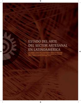 Estado del Arte del Sector Artesanal Latinoamericano