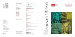 Auditorio MAnuel de FAllA CONCERTI ITALIANI: VENECIA Y ROMA