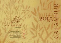 Catalogo_2015 (Actualizado) v8_Cat·logo 2015