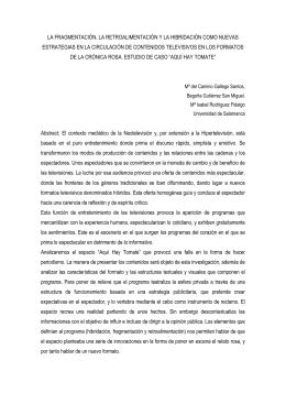 descargar ponencia completa - II Congreso Internacional AE