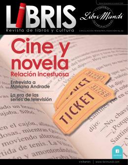 Relación incestuosa - Libri Mundi Librería Internacional