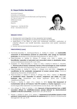 Dr. Raquel Ibáñez Mendizábal