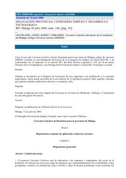 Hosteleria Malaga - Sindicato Andaluz de Trabajadores