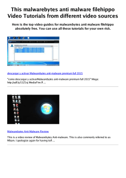 #Z malwarebytes anti malware filehippo PDF video books
