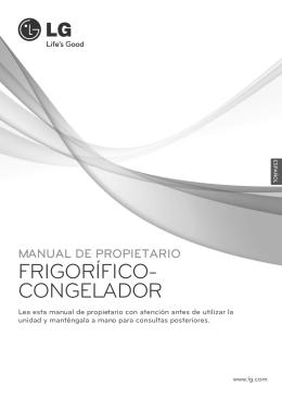 FRIGORÍFICO- CONGELADOR