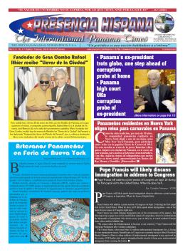 The International Panama Times
