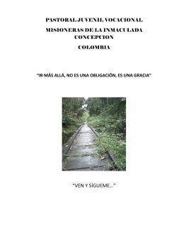 descargar documento... - Misioneras de la Inmaculada Concepción