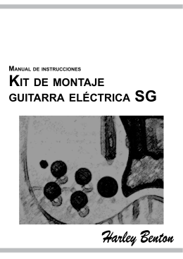 Manual de instrucciones • Thomann • Denominación del modelo