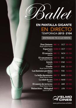 EN DIRECTO - Yelmo Cines